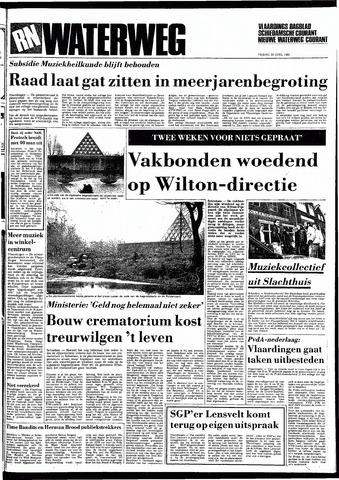 Rotterdamsch Nieuwsblad / Schiedamsche Courant / Rotterdams Dagblad / Waterweg / Algemeen Dagblad 1983-04-29