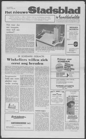 Het Nieuwe Stadsblad 1968-04-05