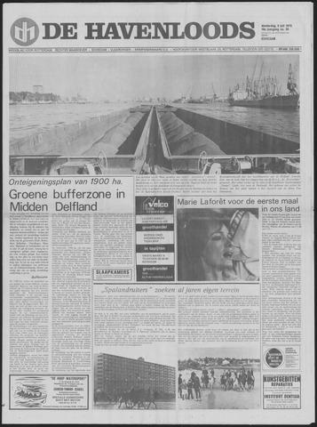 De Havenloods 1970-07-09