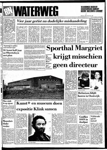 Rotterdamsch Nieuwsblad / Schiedamsche Courant / Rotterdams Dagblad / Waterweg / Algemeen Dagblad 1983-08-12