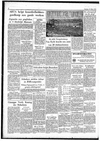 Rotterdamsch Parool / De Schiedammer 1955-03-12