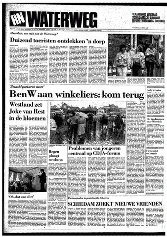 Rotterdamsch Nieuwsblad / Schiedamsche Courant / Rotterdams Dagblad / Waterweg / Algemeen Dagblad 1987-06-15