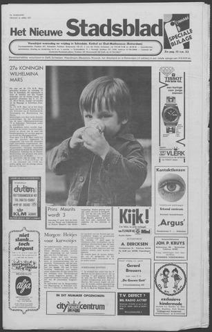 Het Nieuwe Stadsblad 1971-04-16
