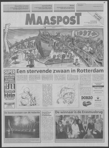 Maaspost / Maasstad / Maasstad Pers 1996-12-30