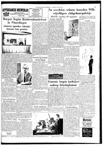 Rotterdamsch Nieuwsblad / Schiedamsche Courant / Rotterdams Dagblad / Waterweg / Algemeen Dagblad 1964-07-31