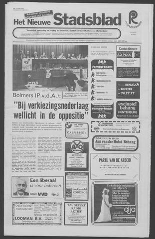 Het Nieuwe Stadsblad 1974-05-21