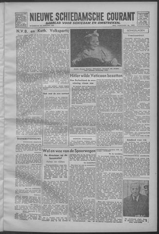 Nieuwe Schiedamsche Courant 1946-01-30