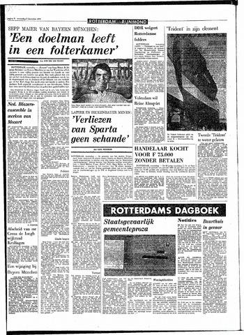 Rotterdamsch Parool / De Schiedammer 1970-12-09