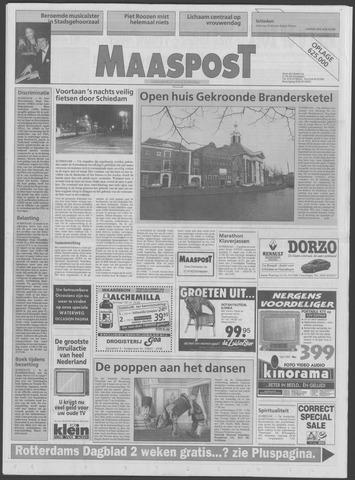 Maaspost / Maasstad / Maasstad Pers 1995-03-08