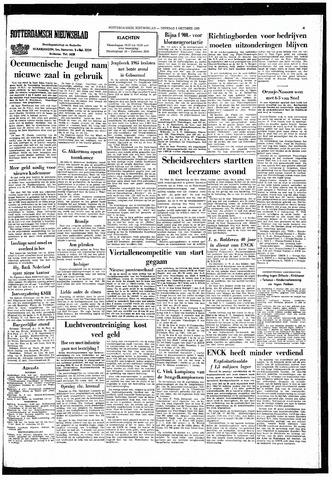 Rotterdamsch Nieuwsblad / Schiedamsche Courant / Rotterdams Dagblad / Waterweg / Algemeen Dagblad 1965-10-05