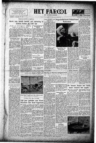 Rotterdamsch Parool / De Schiedammer 1947-02-26
