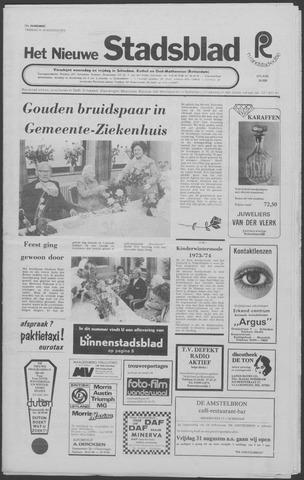 Het Nieuwe Stadsblad 1973-08-31
