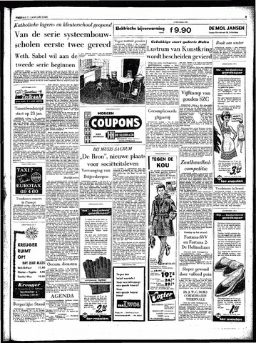 Rotterdamsch Parool / De Schiedammer 1963-01-11