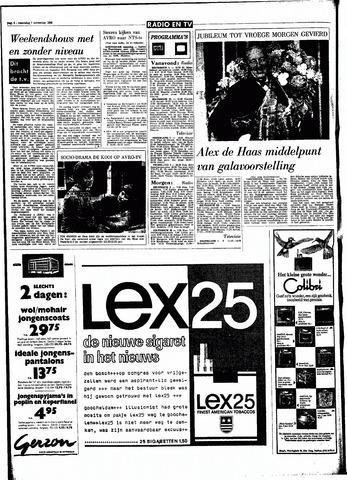 Rotterdamsch Parool / De Schiedammer 1966-11-07