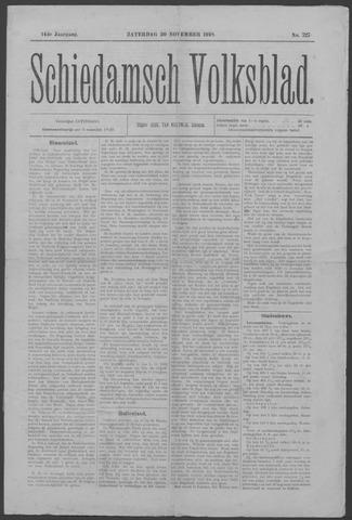 Schiedamsch Volksblad 1918