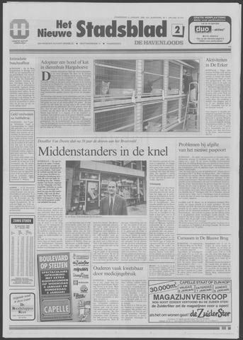 Het Nieuwe Stadsblad 1995-01-05