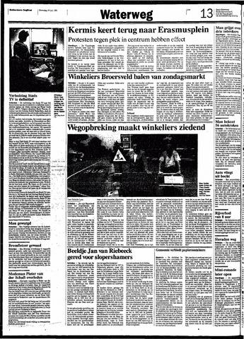 Rotterdamsch Nieuwsblad / Schiedamsche Courant / Rotterdams Dagblad / Waterweg / Algemeen Dagblad 1991-07-24