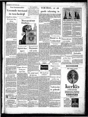 Rotterdamsch Parool / De Schiedammer 1963-10-31