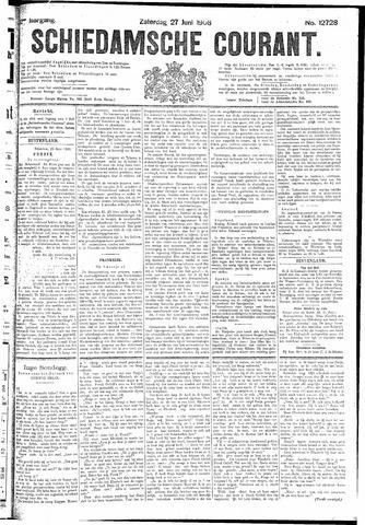 Schiedamsche Courant 1908-06-27