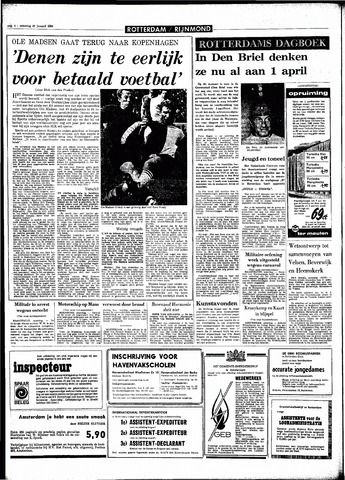 Rotterdamsch Parool / De Schiedammer 1968-01-20