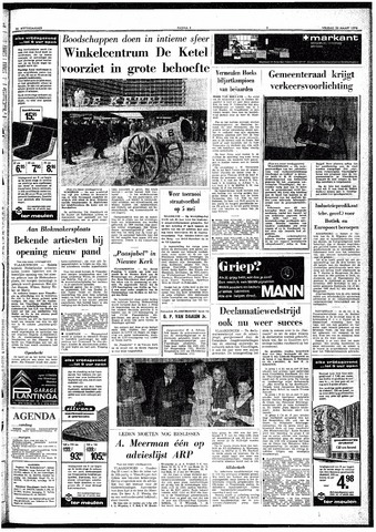 Trouw / De Rotterdammer 1970-03-20