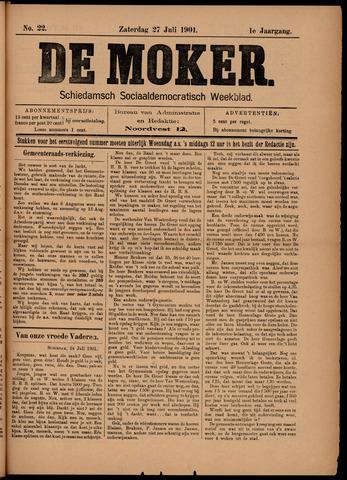 De Moker 1901-07-27
