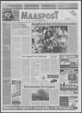 Maaspost / Maasstad / Maasstad Pers 1995-07-26