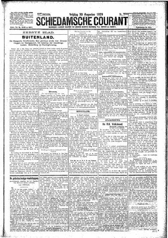 Schiedamsche Courant 1929-08-30