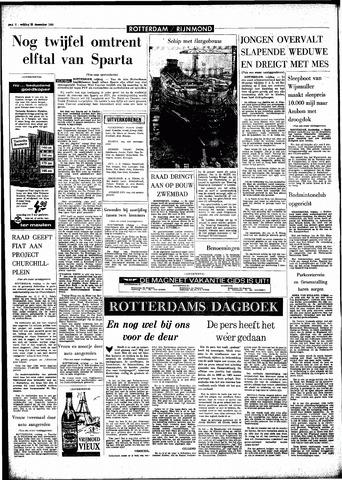 Rotterdamsch Parool / De Schiedammer 1966-12-23