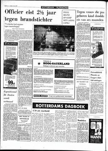 Rotterdamsch Parool / De Schiedammer 1970-05-15