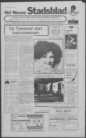 Het Nieuwe Stadsblad 1976-08-20
