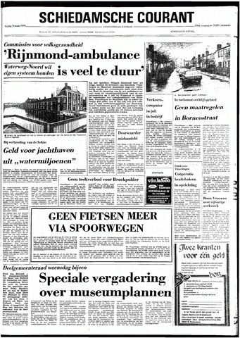 Rotterdamsch Nieuwsblad / Schiedamsche Courant / Rotterdams Dagblad / Waterweg / Algemeen Dagblad 1979-03-16