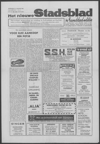 Het Nieuwe Stadsblad 1962-01-17
