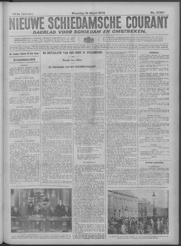 Nieuwe Schiedamsche Courant 1929-03-18