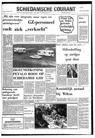 Rotterdamsch Nieuwsblad / Schiedamsche Courant / Rotterdams Dagblad / Waterweg / Algemeen Dagblad 1974-12-27