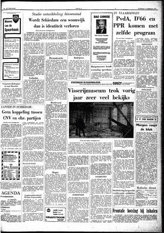 Trouw / De Rotterdammer 1970-02-14