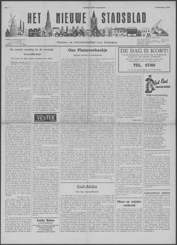 Het Nieuwe Stadsblad 1949-12-21