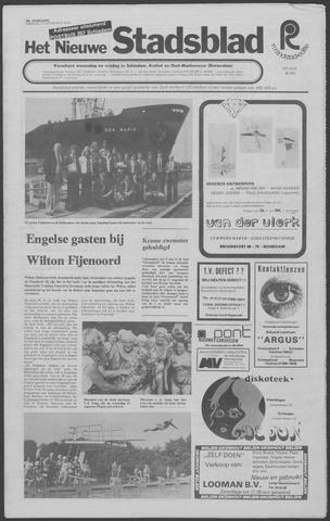 Het Nieuwe Stadsblad 1974-08-23