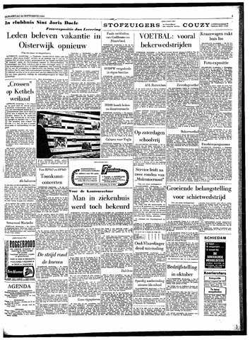 Rotterdamsch Parool / De Schiedammer 1963-09-26