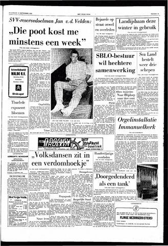 Het Vrije volk 1969-09-10