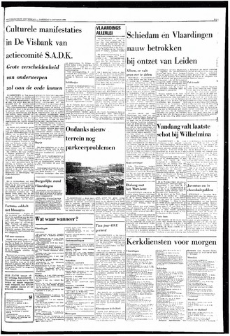 Rotterdamsch Nieuwsblad / Schiedamsche Courant / Rotterdams Dagblad / Waterweg / Algemeen Dagblad 1968-10-05