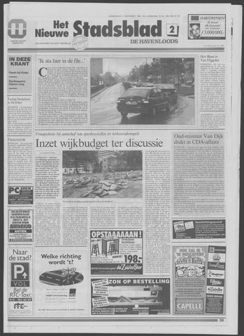 Het Nieuwe Stadsblad 1995-11-02