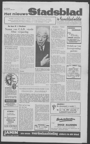 Het Nieuwe Stadsblad 1967-04-26