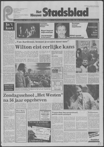 Het Nieuwe Stadsblad 1984-02-08