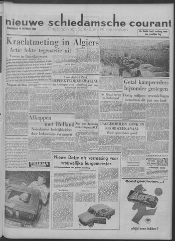Nieuwe Schiedamsche Courant 1958-10-16