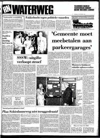 Rotterdamsch Nieuwsblad / Schiedamsche Courant / Rotterdams Dagblad / Waterweg / Algemeen Dagblad 1983-09-02