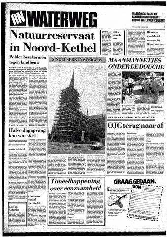 Rotterdamsch Nieuwsblad / Schiedamsche Courant / Rotterdams Dagblad / Waterweg / Algemeen Dagblad 1985-07-10