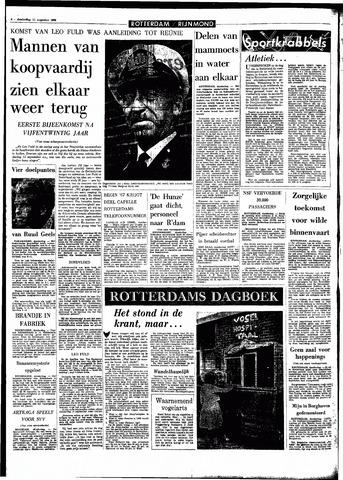Rotterdamsch Parool / De Schiedammer 1966-08-11