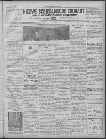 Nieuwe Schiedamsche Courant 1932-07-14