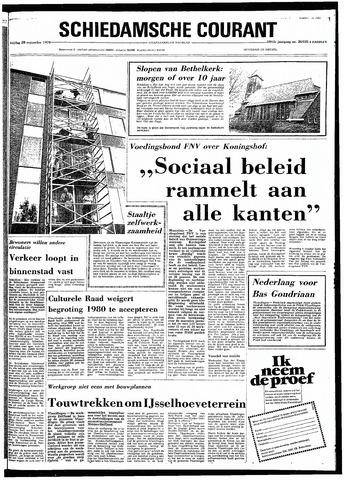 Rotterdamsch Nieuwsblad / Schiedamsche Courant / Rotterdams Dagblad / Waterweg / Algemeen Dagblad 1979-09-28